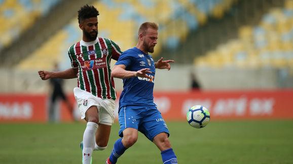 Fluminense v Cruzeiro - Brasileirao Series A 2018