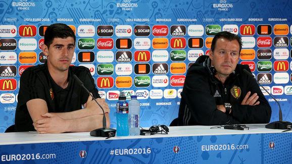 Euro 2016 - Belgium Press Conference