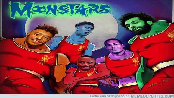 Memes Liverpool Vs Roma (memedeportes.com)