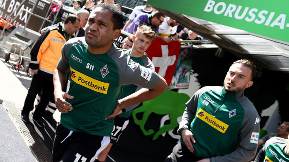 Borussia Moenchengladbach v Hertha BSC - Bundesliga
