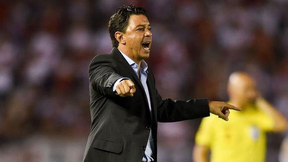 River Plate v Independiente Santa Fe - Copa CONMEBOL Libertadores 2018