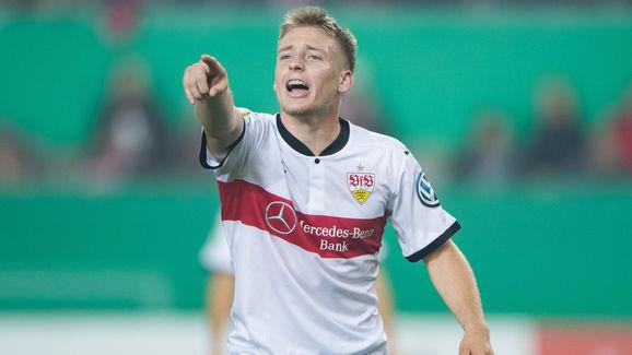 1. FC Kaiserslautern v VfB Stuttgart - DFB Cup