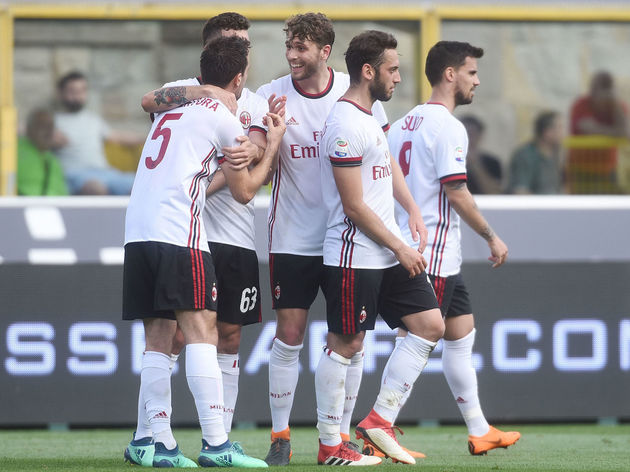 Bologna FC v AC Milan - Serie A
