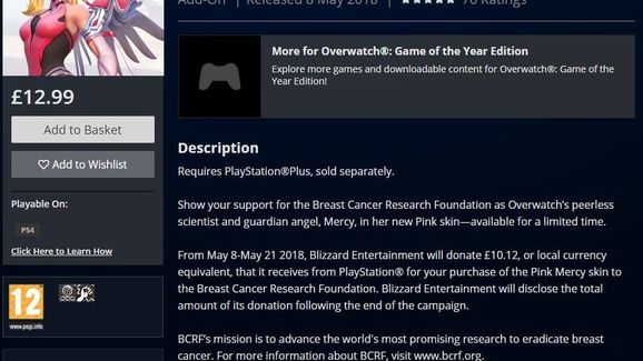 PSN Store Listings Suggests Sony is Taking a Cut From Pink