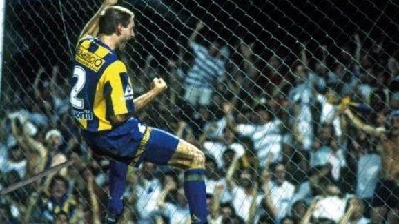 Rosario Central vs Atlético Mineiro 1995 - Final de Copa Conmebol