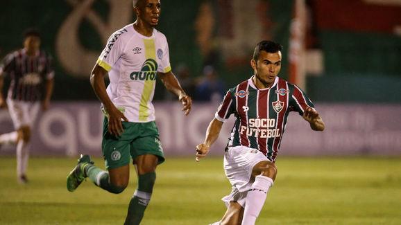 Chapecoense Fluminense 2018