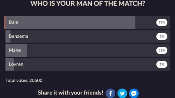 Bale poll