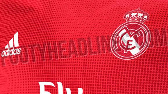 26e1b1ecb1 FOTOS | Así es la tercera camiseta del Real Madrid para la temporada ...