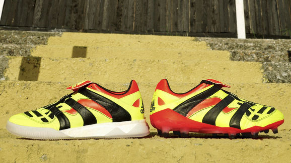 55862fee7 adidas Launch New Predator Accelerator Electricity Inspired By ...