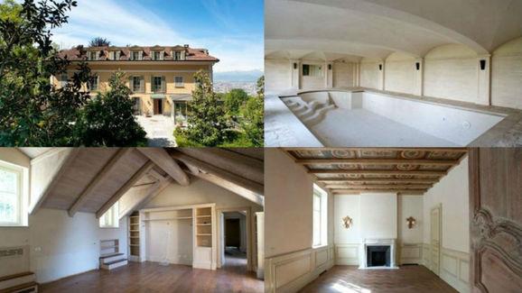 Картинки по запросу ronaldo turin villa
