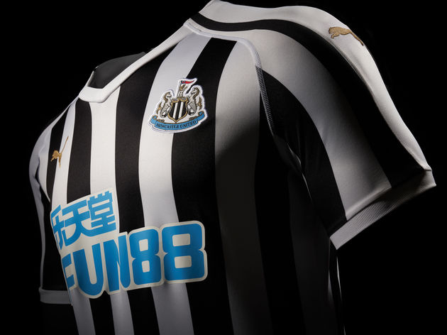 VIDEO: Newcastle United Unveil New Home Kit for 2018/19 Campaign