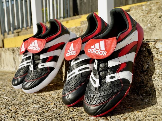 5196a7822bb0 PHOTOS  adidas Launch Predator Accelerator in Re-Imagining of Iconic ...