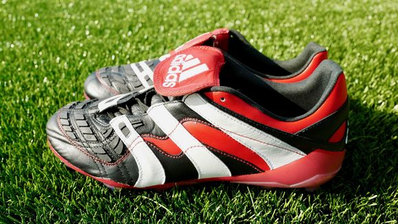 baskets pour pas cher 274ab 17d55 PHOTOS: adidas Launch Predator Accelerator in Re-Imagining ...