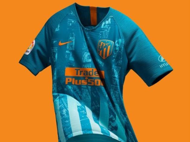 Atletico Madrid 3rd kit - nike.com