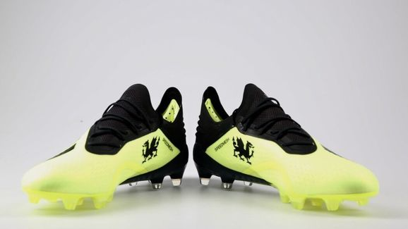 f1592844075 adidas Announce Release of Limited Edition Boots to Mark Gareth ...
