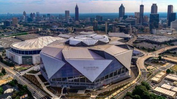 Mercedes Benz Stadium in Atlanta. Copyright: TripAdvisor