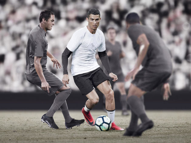 bb91d7d8930 PHOTOS  Nike Unveil Seventh   Final  CR7 Chapters  Boots in Tribute ...