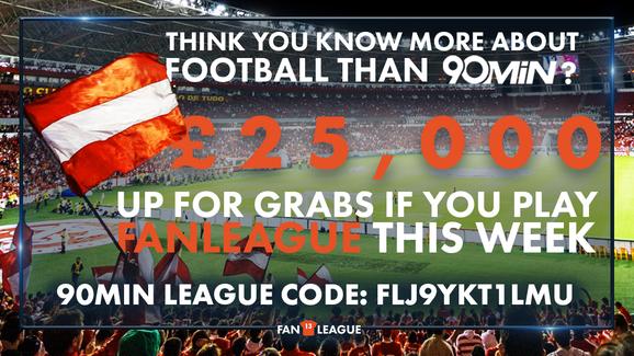 FanLeague 90min Code