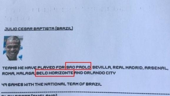 San Paolo e Belo Horizonte: São Paulo e Cruzeiro
