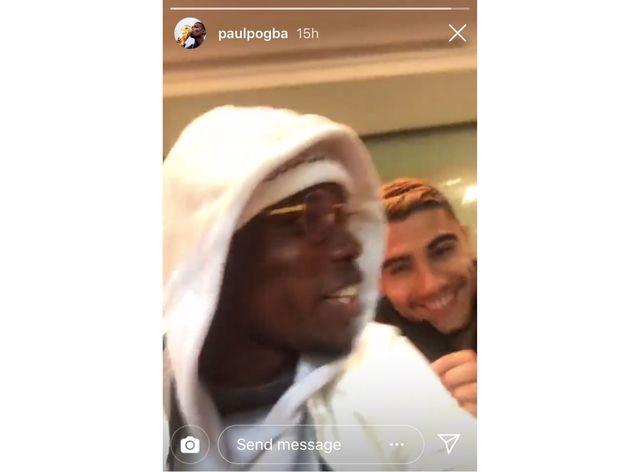 @PaulPogba/Instagram