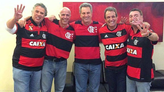 Membros da oposição do Flamengo