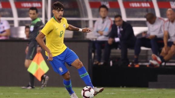 Paquetá chamou atenção da comissão técnica brasileira