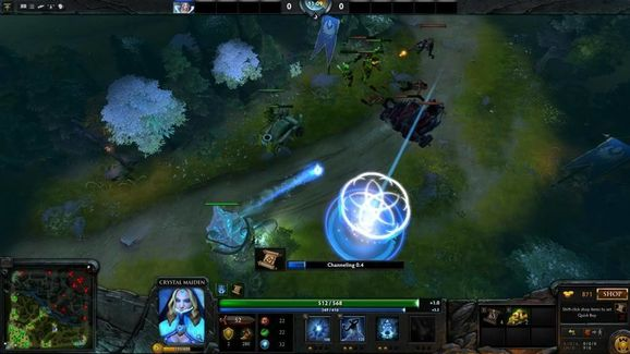 How to Make a Successful Rotation in Dota 2 | dbltap
