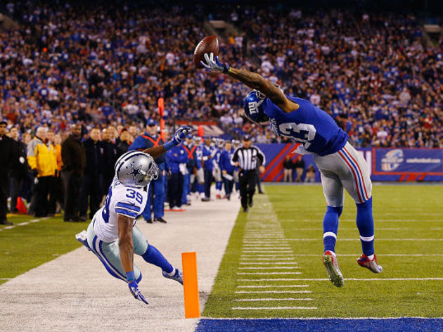 OBJ Catch - Getty Images