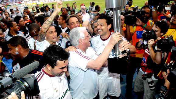 Fluminense foi campeão brasileiro com elenco repleto de craques em 2012