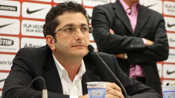 Luciano Davi é o candidato da Chapa 02
