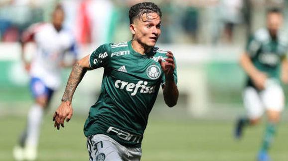 Fechado! Bahia anuncia a contratação de atacante do Palmeiras  74821e8b5257c