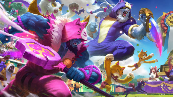 League of Legends April Fools Skins Previewed on PBE | dbltap