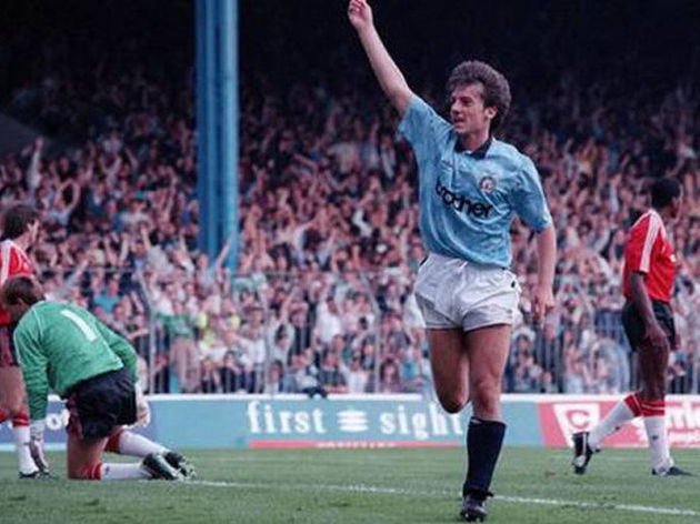 Manchester City's 125th Anniversary: The 10 Greatest Moments in the Citizens' History 1