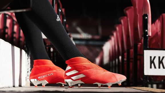 fa2ef8f7c adidas Announce Release of Stunning New Nemeziz 19 Boots to Be Worn by  Lionel Messi