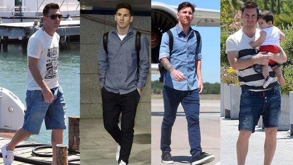 """Messi ra mắt thương hiệu thời trang, sẵn sàng """"đại chiến"""" với Ronaldo!"""