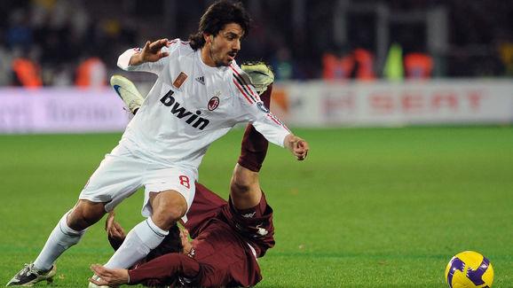 A.C. Milan's midfielder Gennaro Ivan Gat