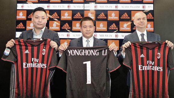 AC Milan Press Conference