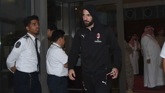 Gonzalo Higuain  Gattuso Suggests Gonzalo Higuain Has Made His Mind Up Amid Chelsea Interest as Juve Reject Swap Deal process url https 3A 2F 2F90min images original