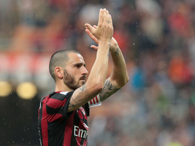 Jose Mourinho Looking to Bolster His Squad With Acquisition of Leonardo Bonucci This Summer