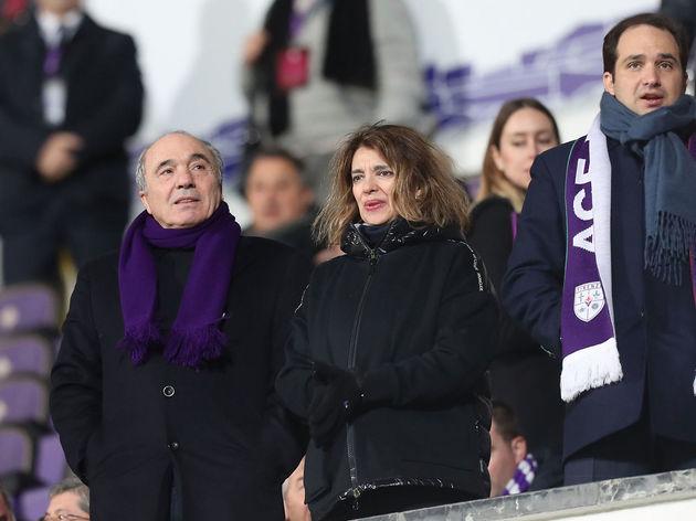 Rocco Commisso,Catherine Commisso,Joseph Commisso