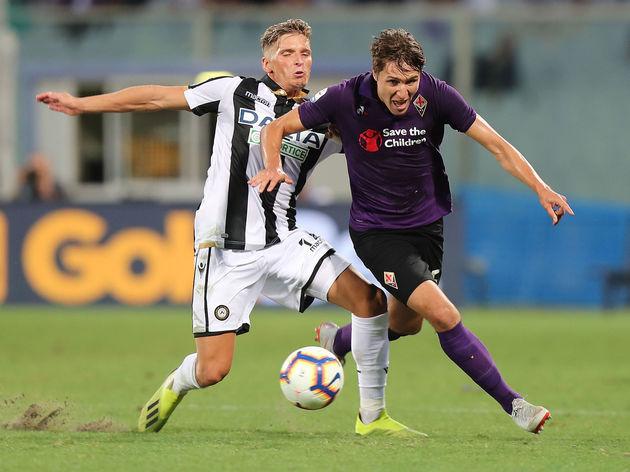 Chelsea Vs Fiorentina: Chelsea Favourites To Sign Fiorentina Winger Despite