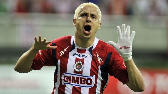 Adolfo Bautista from Mexico's Chivas de