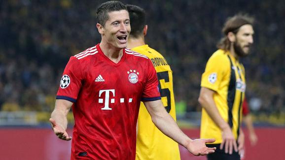 AEK Athens v FC Bayern Muenchen - UEFA Champions League Group E