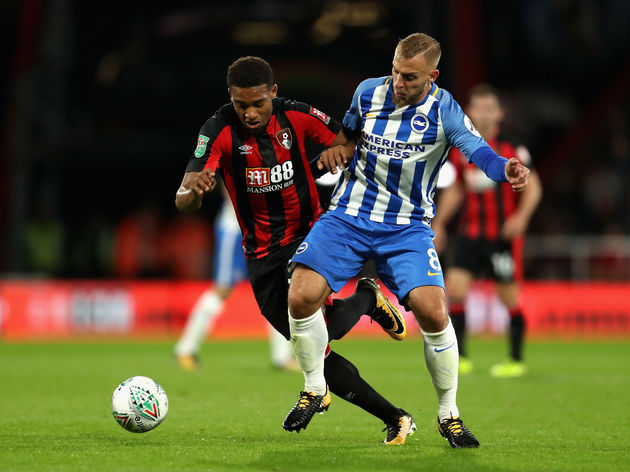 AFC Bournemouth v Brighton and Hove Albion - Carabao Cup Third Round