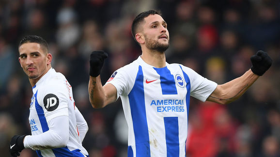 Florin Andone,Anthony Knockaert