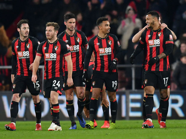 Joshua King,Junior Stanislas,Ryan Fraser