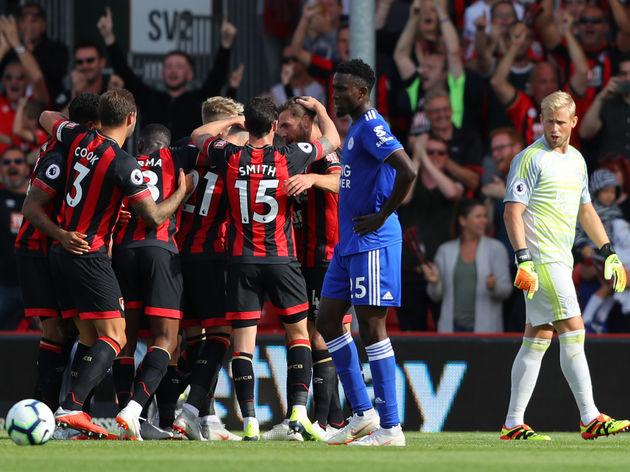 AFC Bournemouth v Leicester City - Premier League