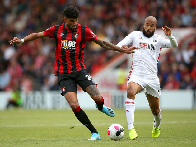David McGoldrick,Philip Billing