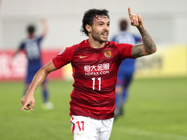 AFC Champions League - Guangzhou Evergrande v Suwon Samsung Bluewings