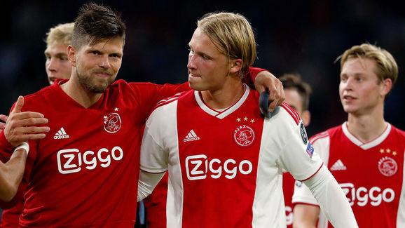 Ajax v AEK Athene - UEFA Champions League